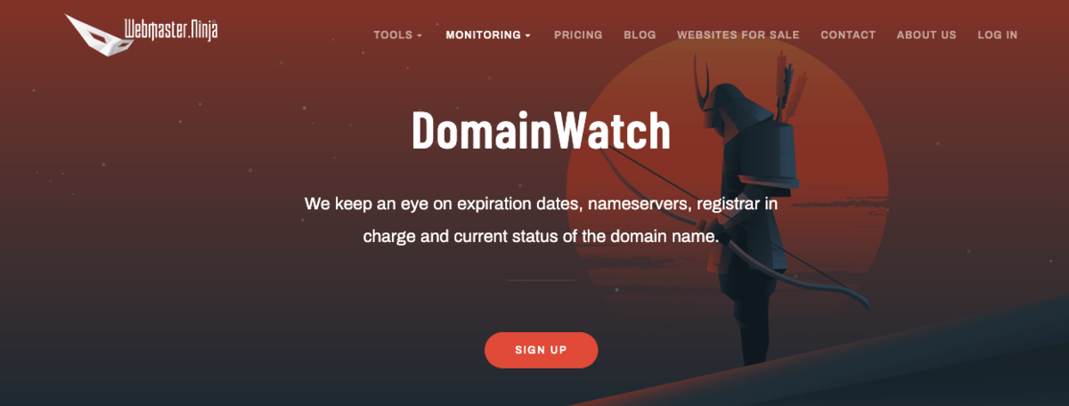 DomainWatch