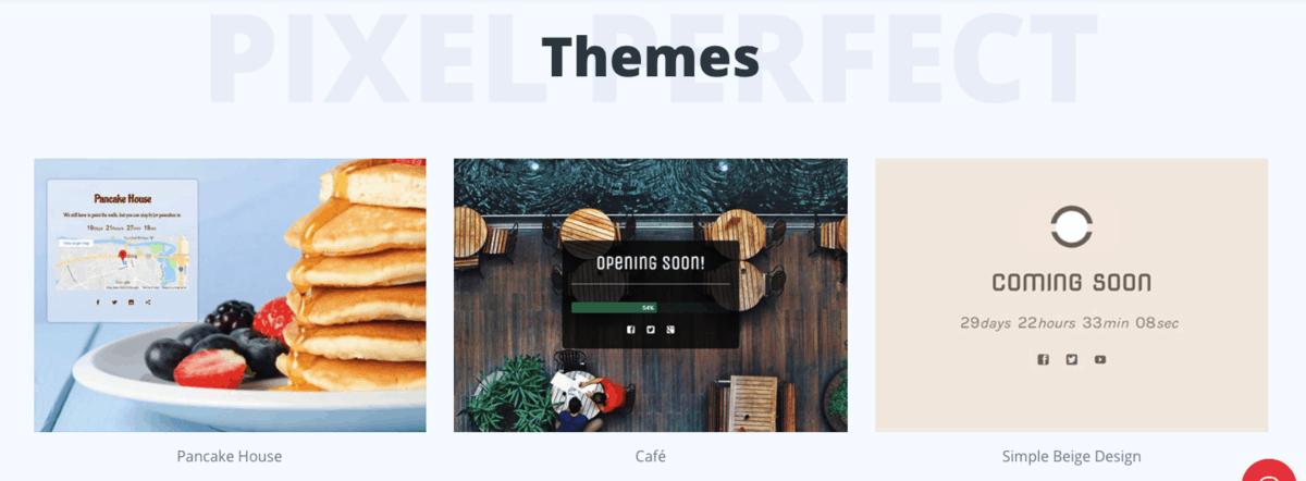 Themes CS