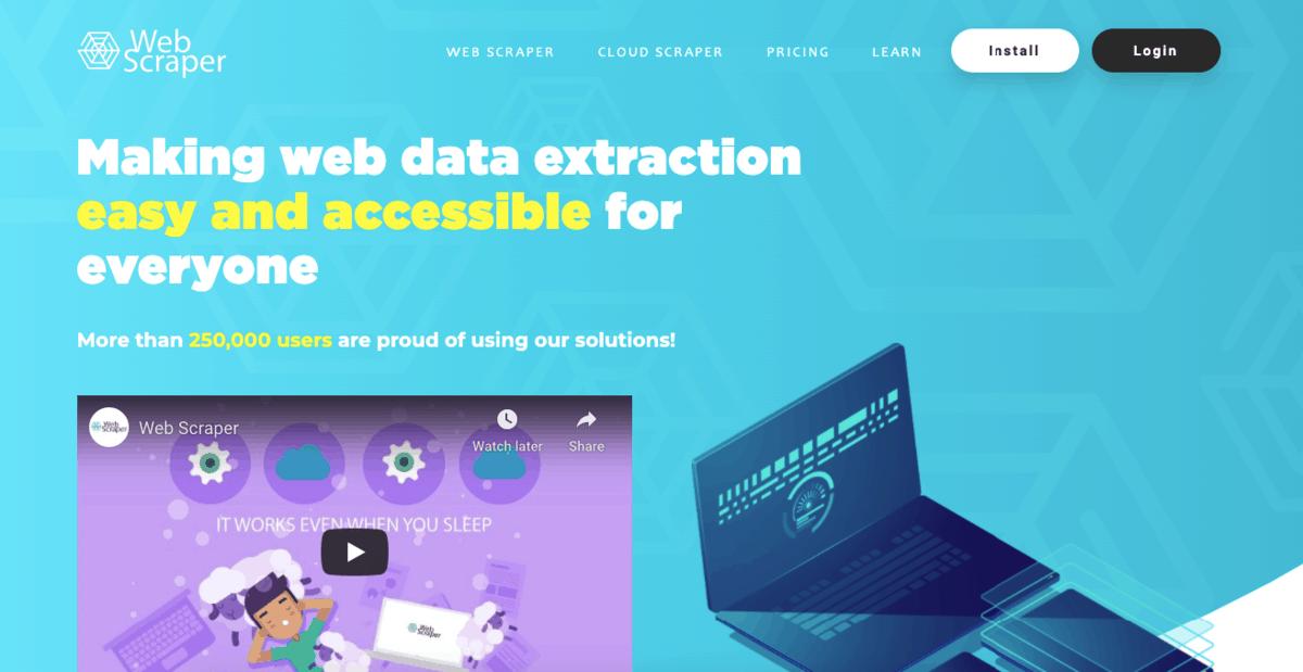 webscraperio