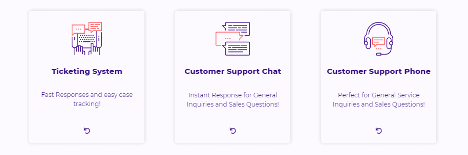 HostArmada support options