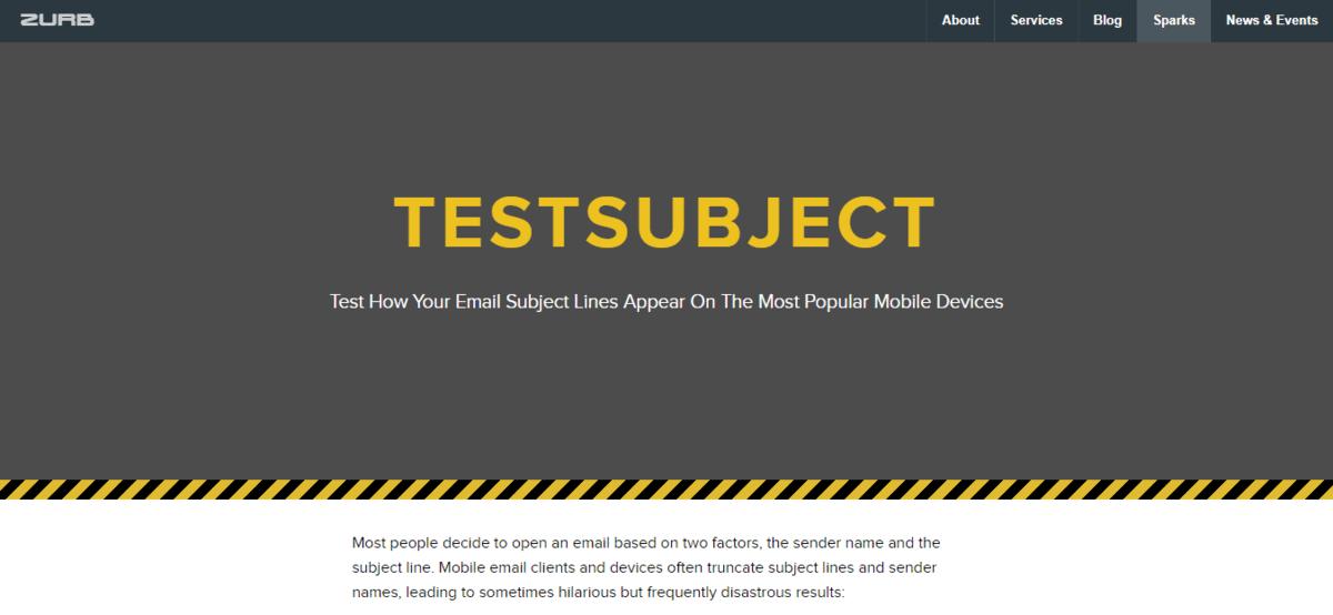 TestSubject