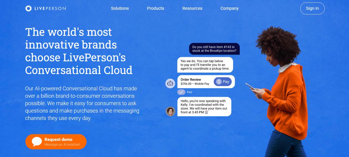 Conversational Cloud