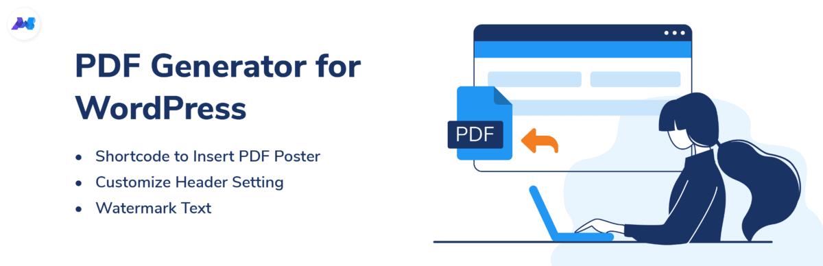 PDF Generator for WordPress by MakeWebBetter