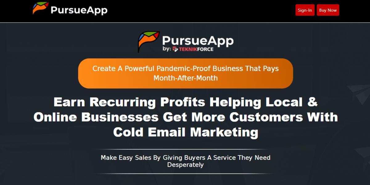 PursueApp